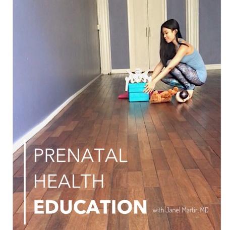 Prenatal Health 101